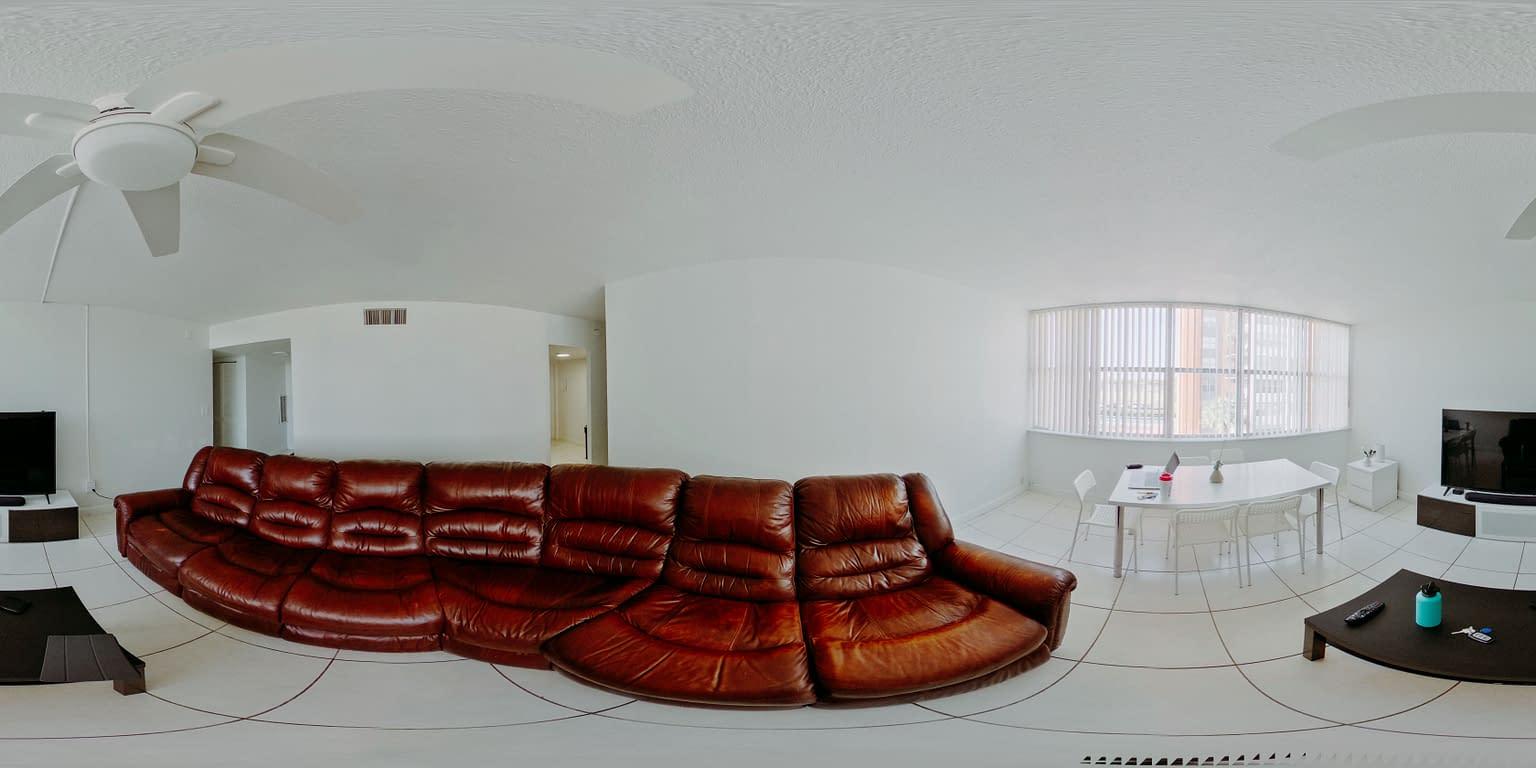 Real estate virtual tour photographer Miami south florida